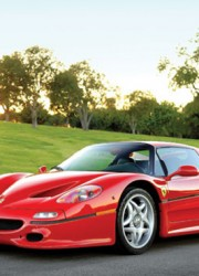 1995 Ferrari F50 Show Car