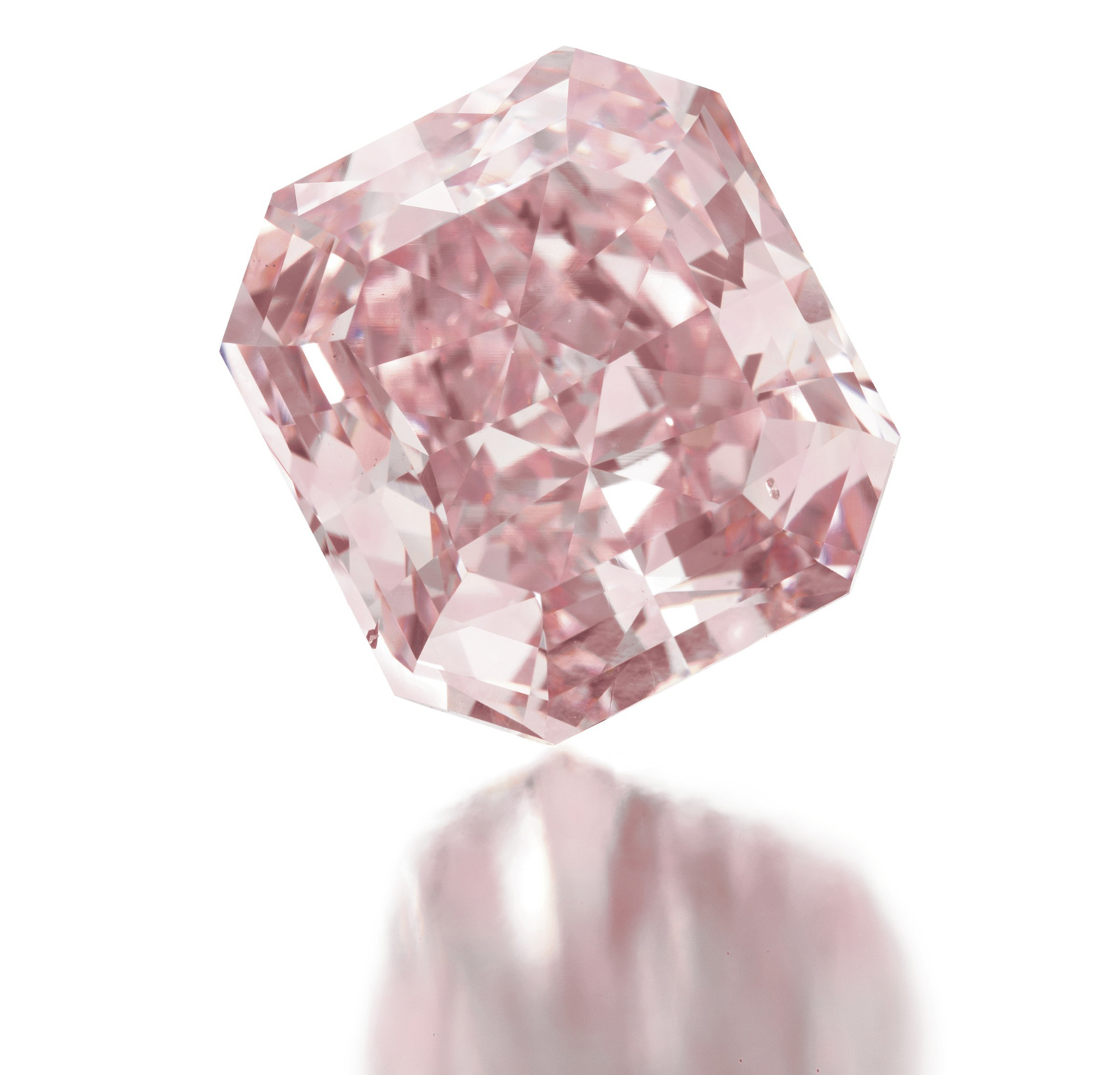 Fancy Vivid Purple-Pink Diamond of 6.89 Carats