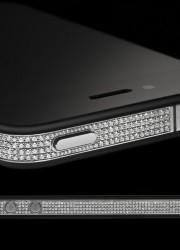 Alexander Amosu Unveil iPhone 4 Diamond Spider Edition