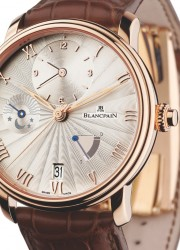 Blancpain Unveil its First Half-Time-Zone Watch – Villeret Demi-Fuseau Horaire