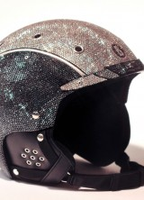 Crystograph Bogner Ski Helmet Titan Edition