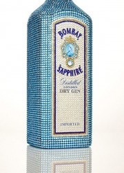 Limited Edition Crystallised Bombay Sapphire Exclusive in Sydney