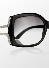 Limited Edition Bvlgari Parentesi Diamond and Gold Sunglasses