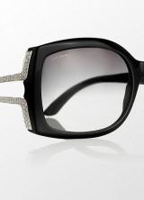 Limited Edition Bvlgari Parentesi Diamond and Gold Sunglasses