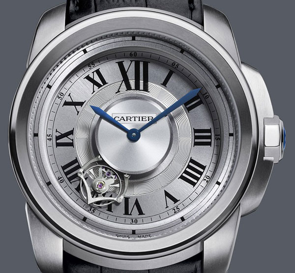 Cartier Calibre de Cartier Astrotourbillon Watch