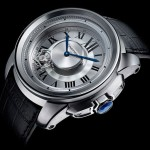 Limited Edition Hand-wound Cartier Calibre de Cartier Astrotourbillon Watch