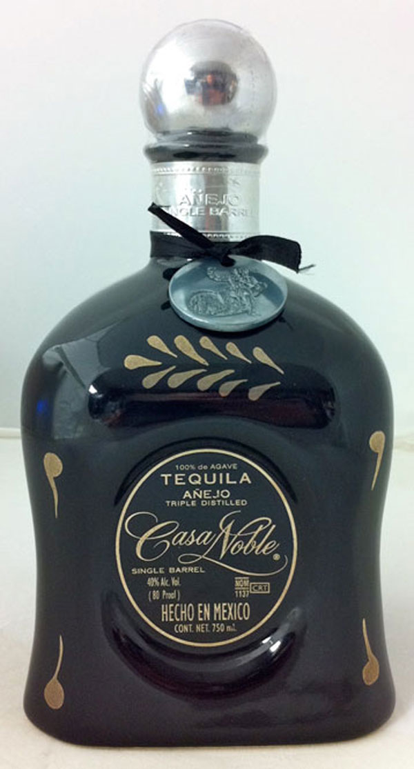 Casa Noble Single Barrel Extra Anejo Tequila Extravaganzi