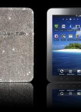 For Gadget Geeks – Crystal Encrusted Samsung Galaxy Tab