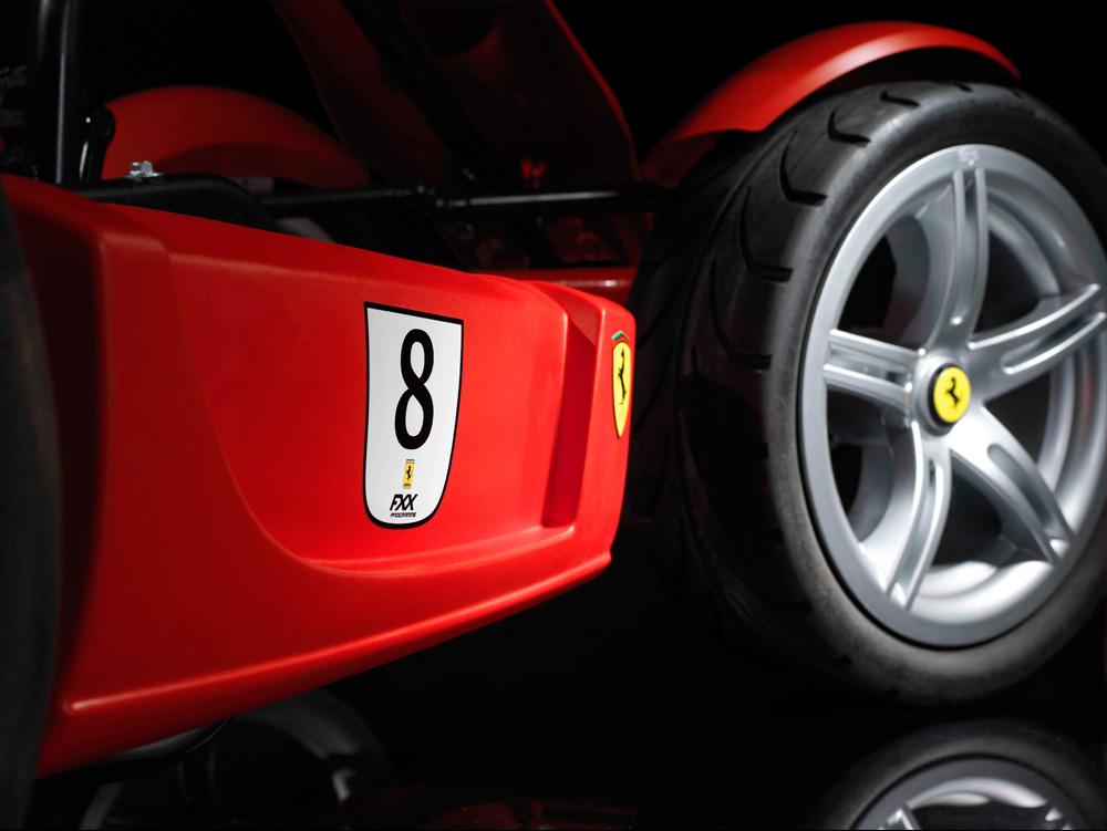 Ferrari FXX Racer Pedal Go-kart