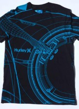 Hurley Announces 'TRON: Legacy'- Inspired Collection, a Fashion Collaboration Available Exclusively at PacSun Stores Nationwide