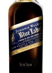 Johnnie Walker Blue Label Personalized Bottle – A Rare Gift Made Rarer