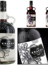 Kraken Spiced Rum – The First 3D Liquor Bottle