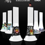 Limited Edition Parrot Zikmu Graffiti Speakers