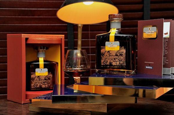 Cohiba Cognac from Martell