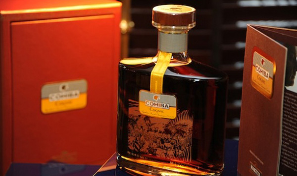 Martell Cohiba Cognac &#8211; The Taste of Balanced Perfection