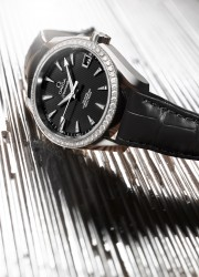 Omega Seamaster Aqua Terra Jewellery Co-Axial Collection