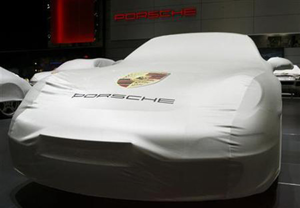 "After Four-Year Absence Porsche Will Introduce ""Spectacular"" Model at Detroit Auto Show"