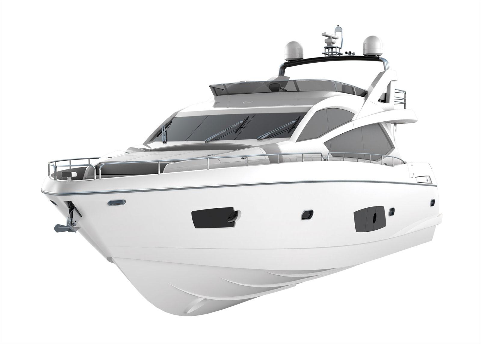 Sunseeker International - Manhattan 73 Yacht