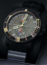 Limited Edition Ulysse Nardin Maxi Marine Diver Boutique Watch