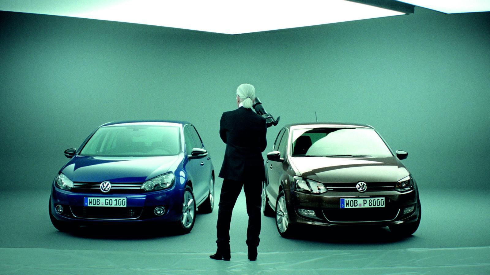 Volkswagen Style by Karl Lagerfeld