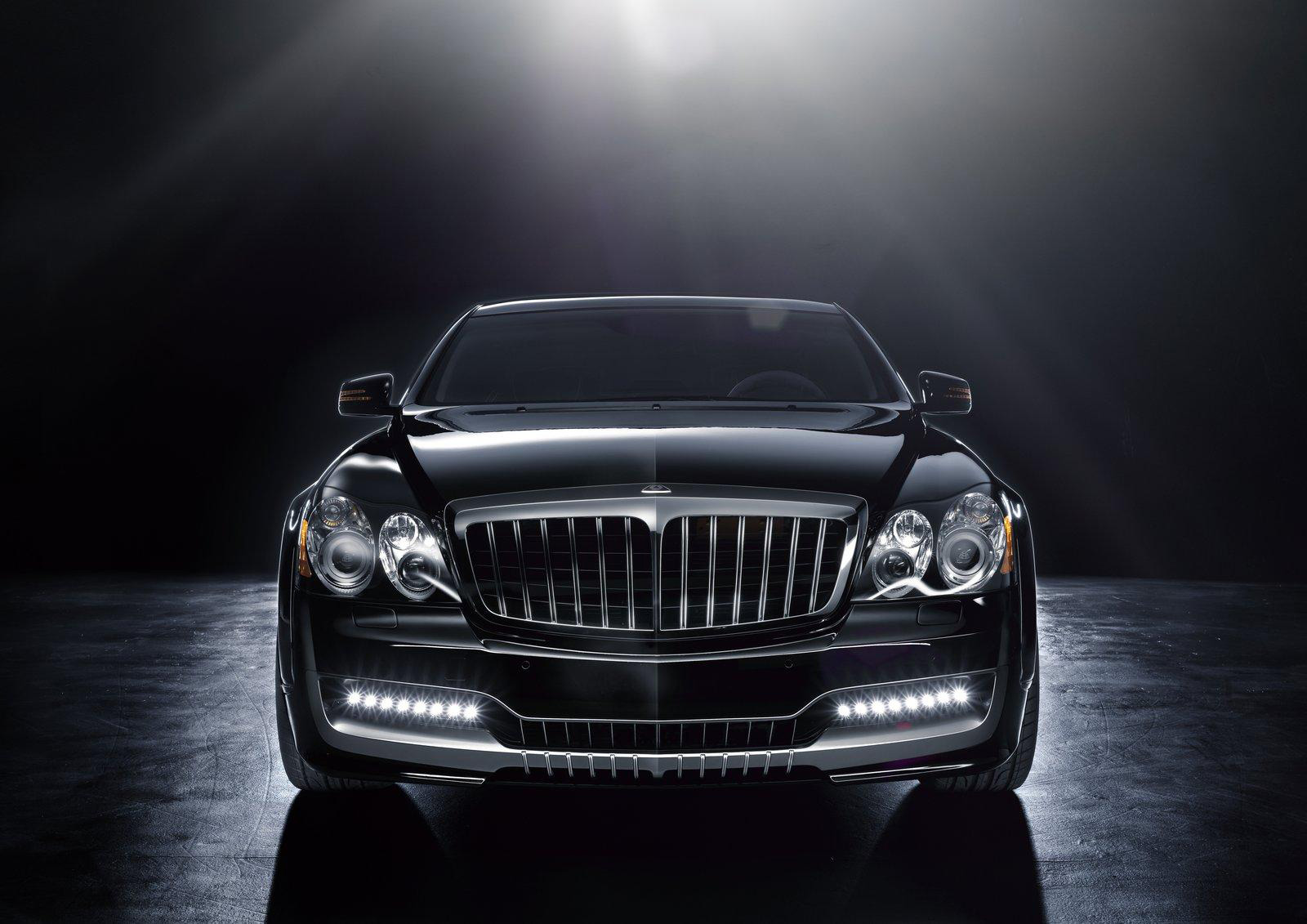 First Xenatec Maybach Cruiserio Coupe up for Sale