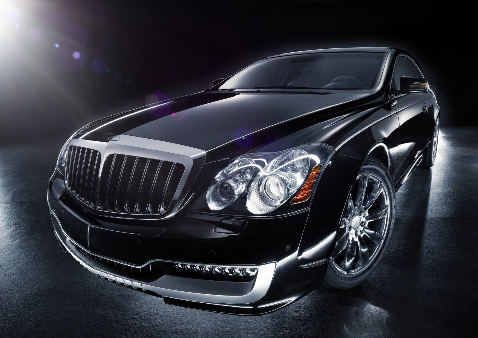 Xenatec Maybach Cruiserio Coupe