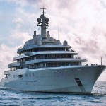 World's Largest Yacht Eclipse Delivered to Abramovich