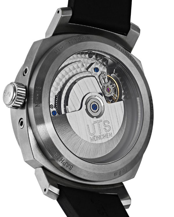 UTS Adventure GMT – Watch Designed by an Engineer