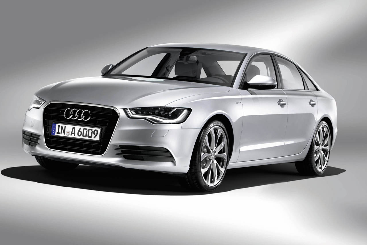 Audi A6 Hybrid is on the Way