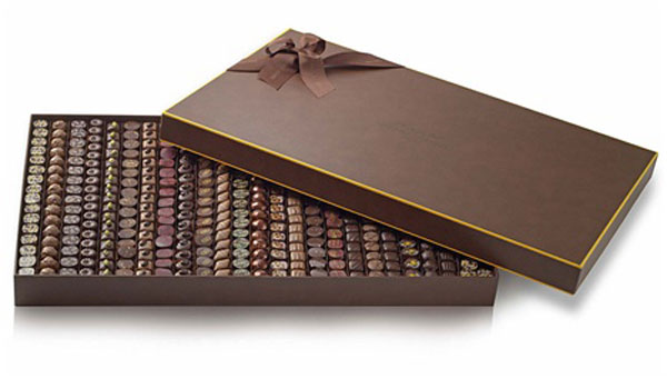 Michel Cluizel's Chocolate Set