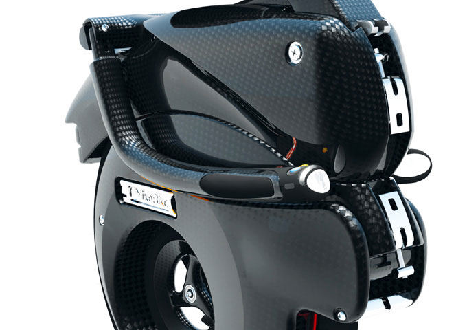 YikeBike - Foldable Electric Bike