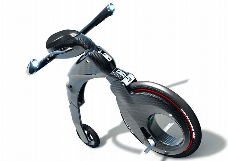 YikeBike - Foldable Electric Bike