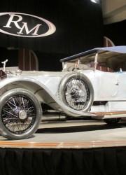 1921 Rolls-Royce 40/50HP Silver Ghost Phaeton