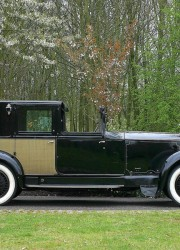 1930 Rolls-Royce 20/25hp Sedan de Ville