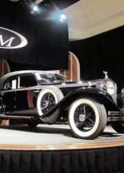 1932 Rolls-Royce Phantom II Newmarket Sport Sedan