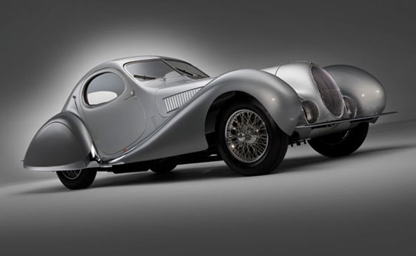 RM Auctions Announces Early Highlights for Debut Sale at the Concorso D'Eleganza Villa D'Este
