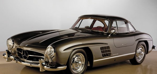 1955 Mercedes-Benz 300SL Coupe