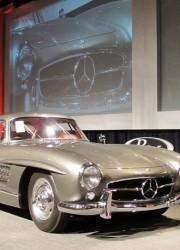 1955 Mercedes-Benz 300SL Coupe
