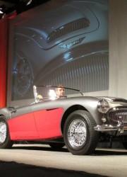 1956 Austin/Healey Factory 100M Le ans Roadster