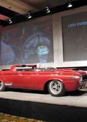 1964 Dodge Hemi Charger Concept Car