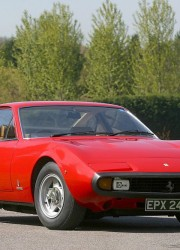 1972 Ferrari 365 GTC4 Coupe