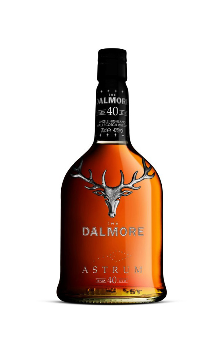 The 40 Year Old Dalmore Astrum Whisky Shine with an Unmatched Brilliance