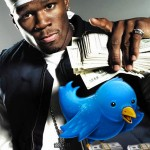 50 Cent Makes $8.7 Million Via Twitter In One Day