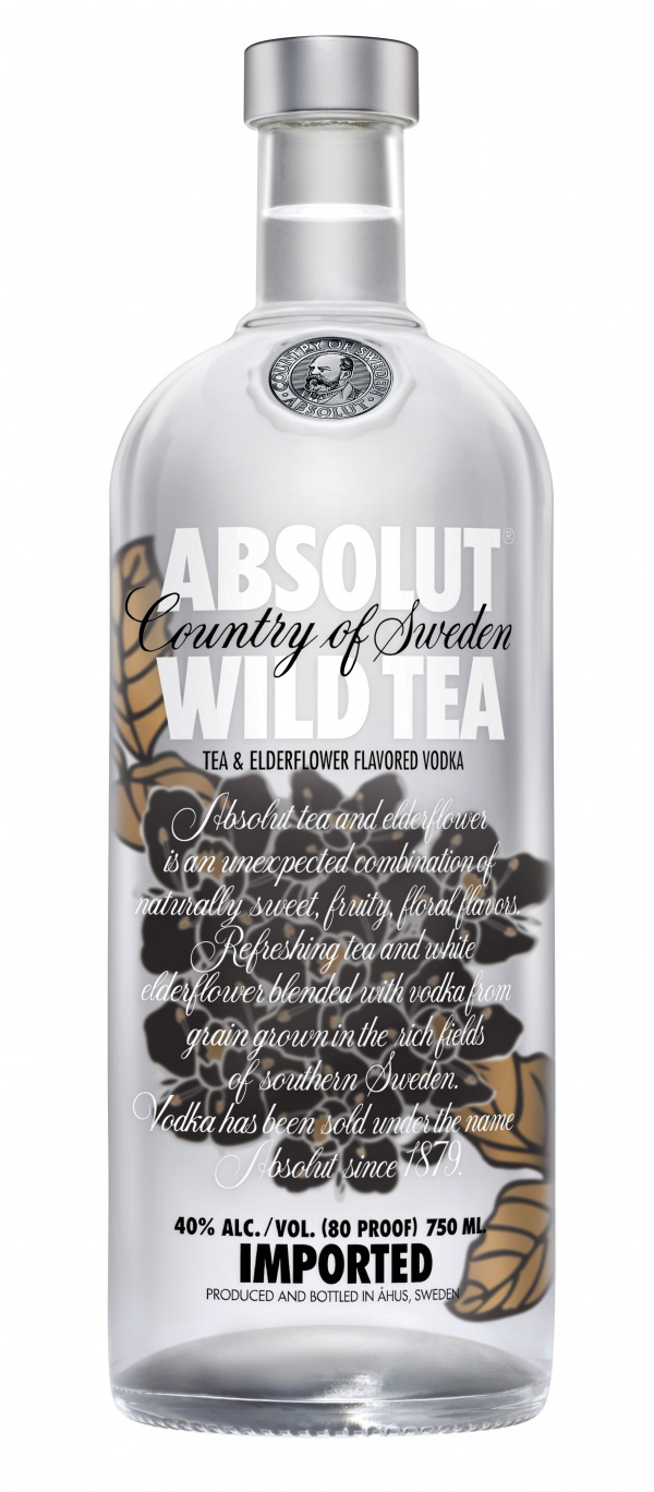 New Wild Tea Vodka – The Latest Taste By Absolut