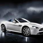 Aston Martin V8 Vantage S – A More Potent Edition of the V8 Vantage Coupe and Convertible