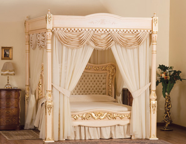 The World&#8217;s Most Exclusive Bed &#8211; Baldacchino Supreme