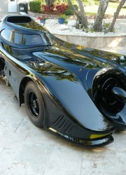 Original Batman Returns Batmobile