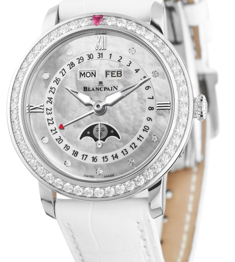 Blancpain Saint-Valentine 2011 collection 1
