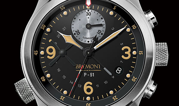 Bremont Mustang P-51 Watch