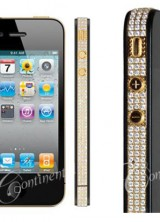 iPhone 4 24k Classic Gold & Diamonds – The World's Finest Pieces in Luxury Telephony